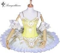 free shipping yellow Adult Classical ballet tutu,pink professional ballet tutu Clothes white pancake tutu BT8955
