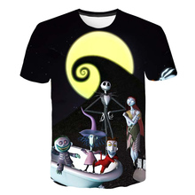 New satan T shirt demon death scary evil Hip Hop satanism grim reaper T-shirt supernatura men tshirt american horror story Tees