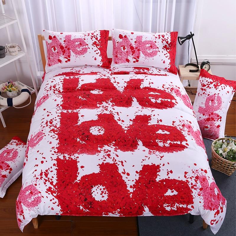 bedding set 3d bed set eiffel tower rose butterfly sunflower panda bedclothes duvet cover sheet queen king size love bed linen free shipping worldwide