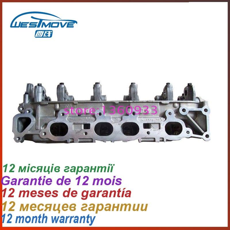 cylinder head for Honda Accord Prelude 2156CC 2.2L Petrol SOHC 16V ENGINE : F22A1 12100 POB A00 12100POBA00 12100 POB A00