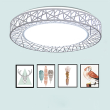 Modern LED Ceiling LED Ceiling Lights Lighting Fixture Modern Lamp Living Room Bedroom Kitchen Surface Mount +Remote Control