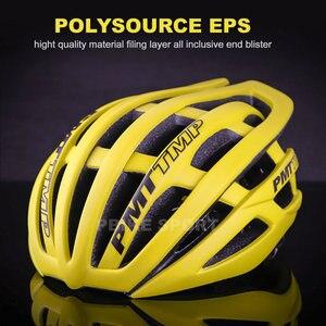 Image 3 - PMT 핫 세일 사이클링 헬멧 초경량 인 몰드 자전거 29 ari vents 헬멧 통기성 도로 산 MTB 자전거 헬멧