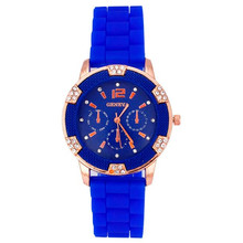 Supper enjoyable Scorching Excessive High quality relogio masculino Ladies Males Silicone Rubber Jelly Gel Quartz Informal Sports activities Wrist Watch feb23