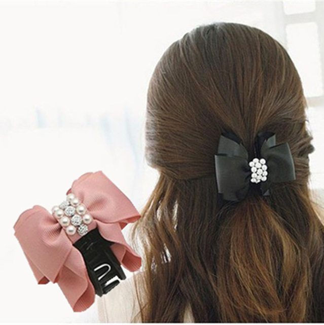 5pc High quality female hair clip hairpin Crab legs girls hair accessories High quality hair clip hairpin crab hair accessories