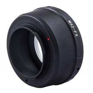 Image 5 - High Quality M42 FX M42 Lens to for Fujifilm X Mount Fuji X Pro1 X M1 X E1 X E2 Adapter