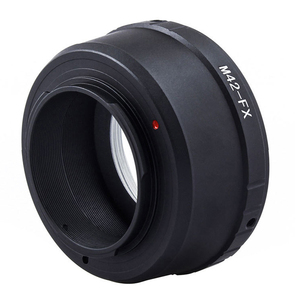 Image 5 - 고품질 M42 FX M42 Fujifilm X 마운트 후지 X Pro1 X M1 X E1 X E2 어댑터