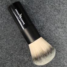 Makeup Brush High Quality Powder Brush Plastic Portable Professional Round Brush for Make-up Tools 8122719