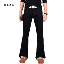 Black jeans men bootcut online shopping-the world largest black ...