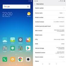 Original Xiaomi Redmi Note 5 4GB 64GB Smartphone Snapdragon 636 Octa Core 5.99″ 18:9 Full Screen 12MP+5MP AI Camera 4000mAh