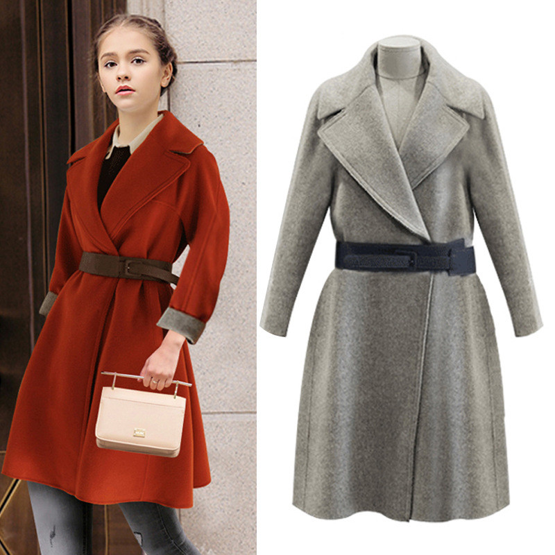 Aliexpress.com : Buy winter woman coat 2015 women's designer wool ...
