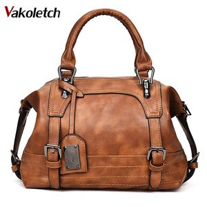 Women Bag 2019 Vintage Shoulde