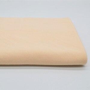 Image 2 - 100% хлопчатобумажная вязаная ткань для кукол, ткань для кукол, лоскутное шитье, текстиль ручной работы