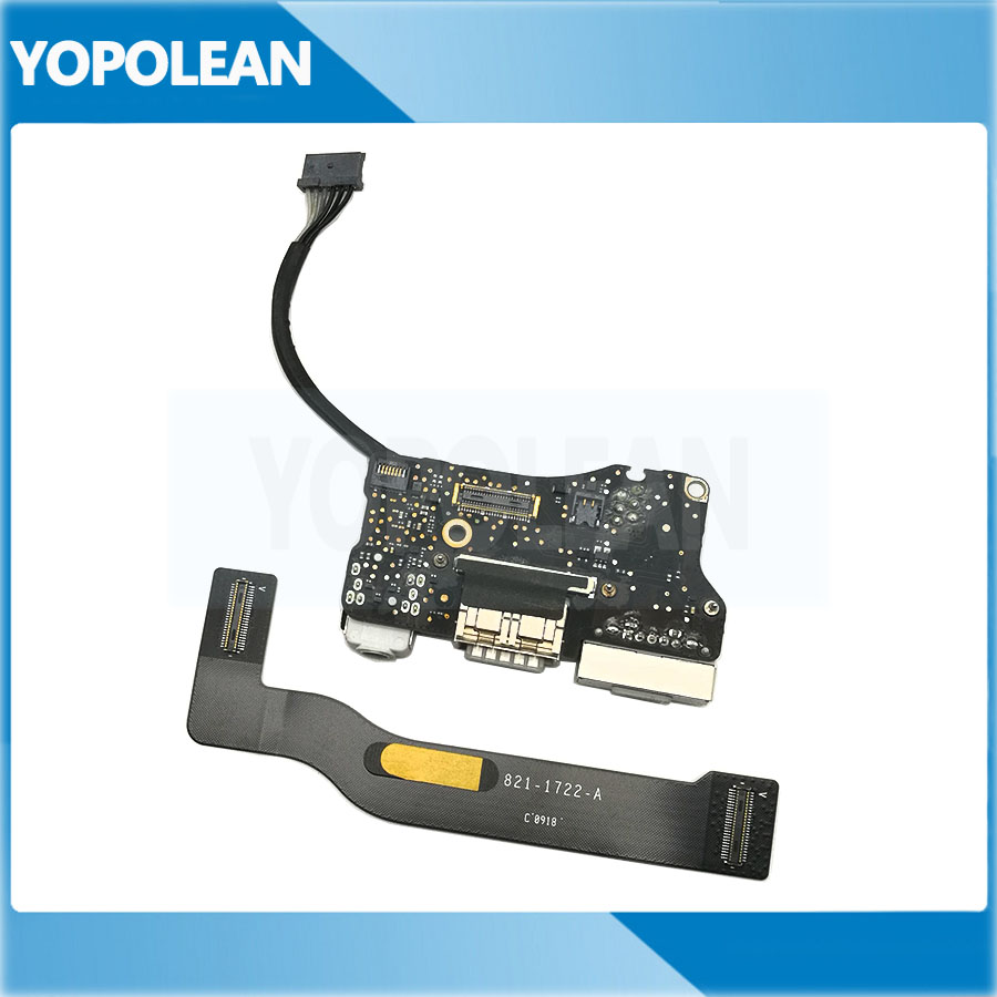 "Audio DC Board Cable for Apple MacBook Air 13/"" A1466 2013 2014 2015"