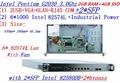 2G RAM 4G SSD InteL G2030 3.0G 1U firewall server with 6*intel 1000M 82574L Gigabit LAN 2*SFP 2*bypass support ROS RouterOS etc