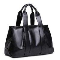 Hot Sale Leather Handbag Fashion Women Bag Leather Totes Women Messenger Bags Bolsa Japan And South Korea Popular