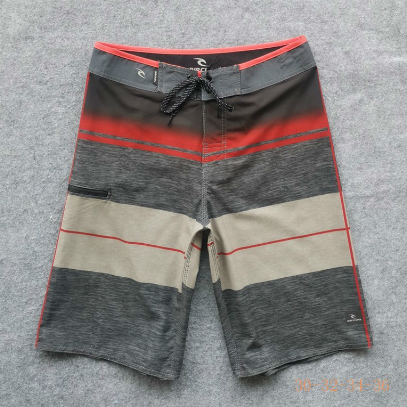 New 2019 Brand Phantom BoardShorts Spandex High Quality Men's Summer Elastic Quick Dry Surfing Beach RipCurl FOX   Board     Shorts