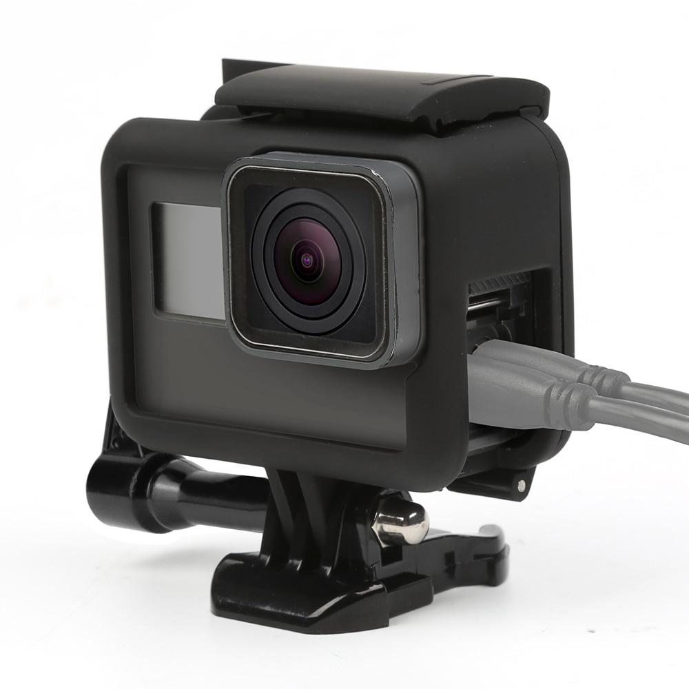 SKOOT Skyddsramsväska till GoPro Hero 6 5 7 Svart Handtag Kamera - Kamera och foto - Foto 6