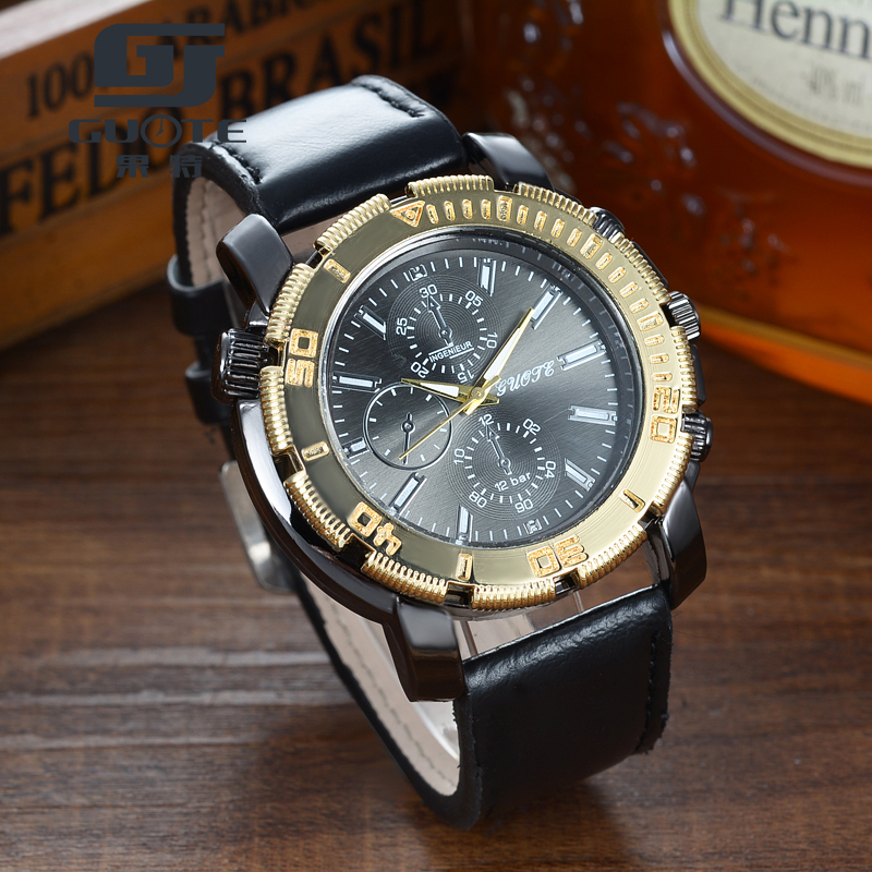 online get cheap accurate watches men aliexpress com alibaba group guote brands relogio masculino fashion casual watches men luxury brand high quality geneva business quartz accurate watch