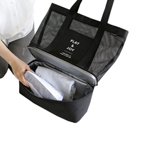New Large Capacity Cooler Bag Lunch Bag Food Drink Fruit Thermal Insulation Hot Cold Bag Outdoor