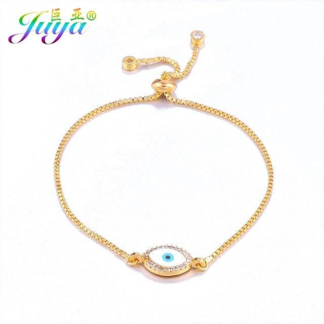 11a86fb65116 Hecho a mano Shell joyería oro plata rosa de oro mal de ojo encanto ...