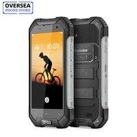 In Original Blackview BV6000 Android 7.0 Mobile Phone MTK6755 Octa Core 3GB+32GB 13MP Glonass IP68 WaterProof Smartphone Stock