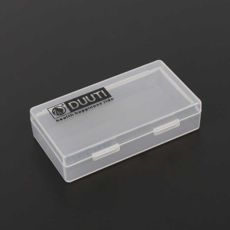1 Set Bicycle Tire Repair Tool Portable Kit With Transparent Box Case Accessory