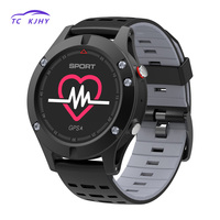 2018 Smart Professional Waterproof GPS tracker Multi Sport Mode OLED Altimeter Heart Rate Monitor Bluetooth Fitness Tracker