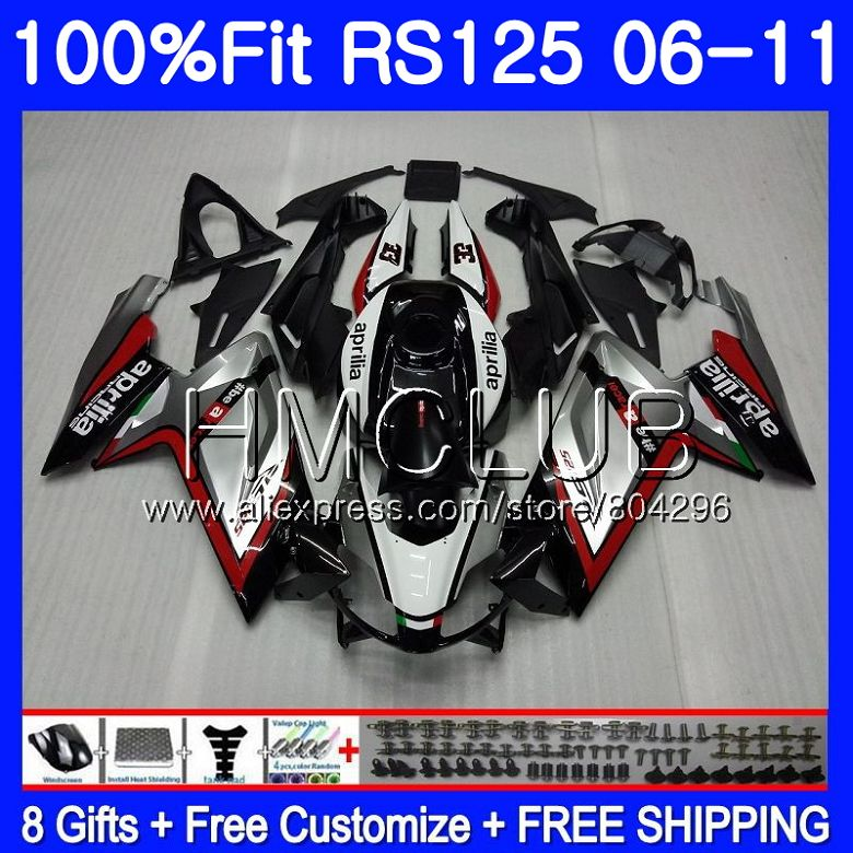 Injection For Aprilia RS125 06 07 08 09 10 11 RS 125 119HM 0 RSV125 RS4
