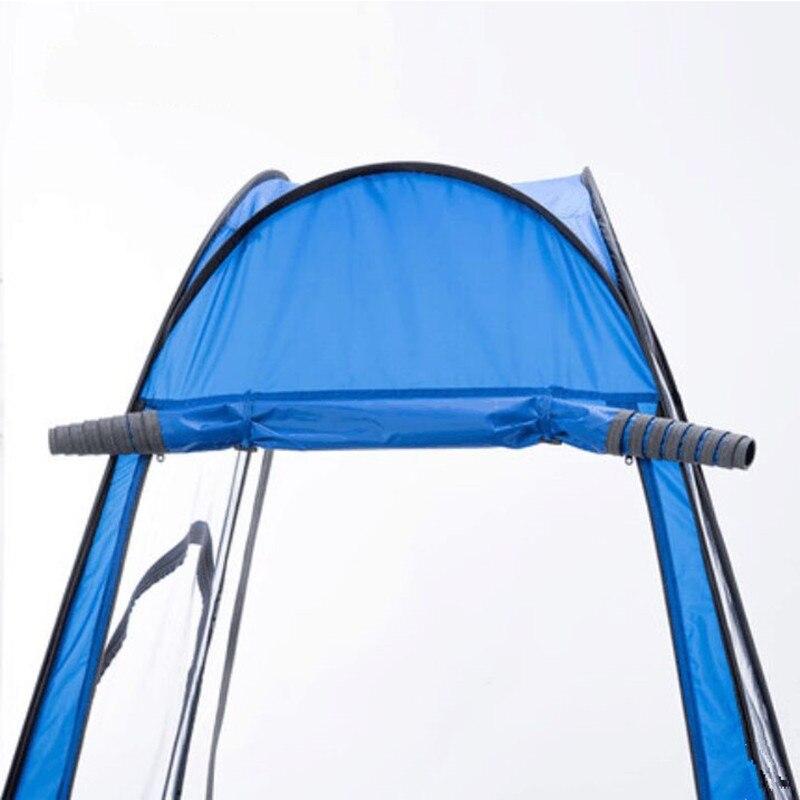 Automatique Tente de Pêche En Plein Air Camping Plage Parasol Ultra-Léger Portable Sac À Dos Touristique Tente Installation Gratuite Pop Up Tente - 3