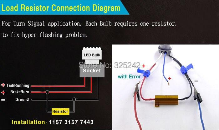1157-20SMD 5630 Load Resistor(19)