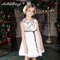 ChildDkivy 3-12Y Girls Lace Dress Princess Dress for Girls Clothes Baby Girls Dress Summer 2017 Kids Dresses Children Clothing