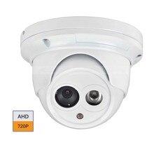CCTV AHD 1.0MP 720P Waterproof HD Security Camera IR-CUT 4mm Lens