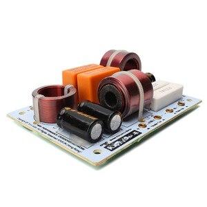 Image 3 - LEORY 新到着 L 380C 2 ピース/ロットスピーカー 3 ウェイハイファイオーディオ周波数分周器 3 ユニットクロスオーバーフィルター 180 ワット 85 × 112 ミリメートル