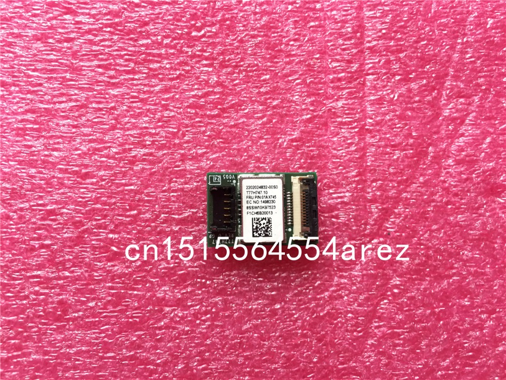 Original New Lenovo Thinkpad T470S L480 L580 P51S T470 T570 X270 X1-CARBON YOGA-370 NFC accessories panel module card 01AX745 letter print asymmetrical top
