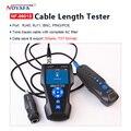 NOYAFA NF-8601S измерительный прибор tdr сетевой тестер для проверки кабелей RJ45 RJ11 сетевой кабель Длина Телефон tracker + POE + PING + Напряжение детектор