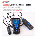 NOYAFA NF-8601S TDR de red de Cable probador rastreador RJ45 RJ11 lan cable longitud teléfono Tracker + POE + PING + detector de tensión