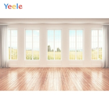 Yeele Bright Window Photography Backgrounds White House Wood Floor Interior Customized Photographic Backdrops For Photo Studio