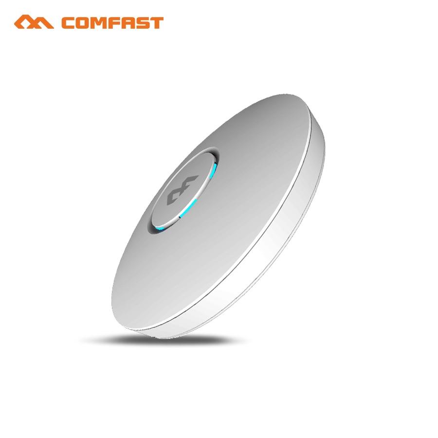 COMFAST CF-E320V2 routeur sans fil intérieur 300 M plafond AP Openwrt WiFi Point d'accès AP 6dbi antenne 48 vpoe Wi fi amplificateur de Signal - 5