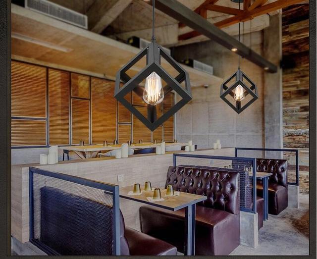 Design Hanglamp Slaapkamer : Loft stijl antieke hanglamp voor slaapkamer creatieve edison lamp