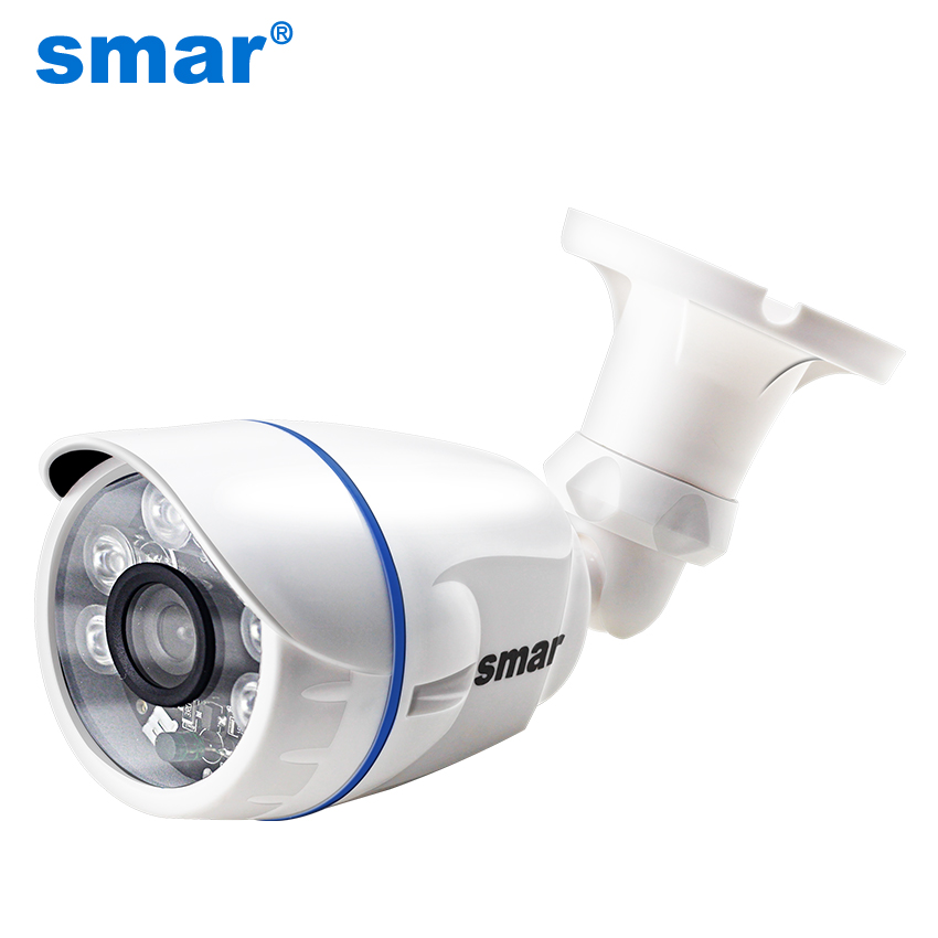 Smar Security CCTV 720P 1080P AHD Camera Outdoor Waterproof Bullet Cameras Day & Night Surveillance HD 3.6mm Lens IR CUT latest 4 6 8 12 16mm lens ahd camera 1080p 960p 720p waterproof outdoor cctv digital ir security surveillance bullet camera j628