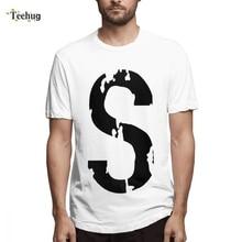 Riverdale T-Shirt Southside Serpents T Shirt Crewneck For Men New Arrival Unique Design Quality Cotton Tee  Man