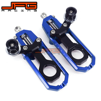 Chain Adjusters Tensioners With Spool Fit for YAMAHA YZFR1 YZF R1 YZF R1 2007 2008 2009 2010 07 08 09 10
