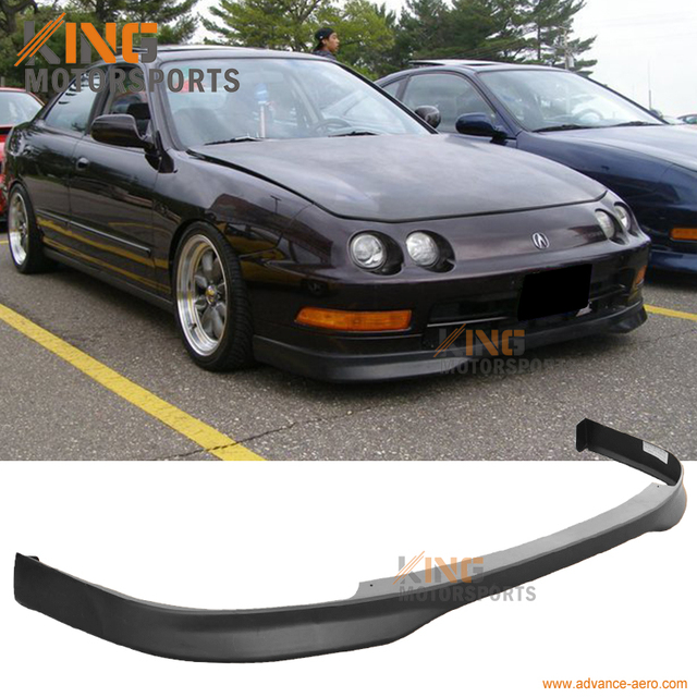 FOR 94 97 ACURA INTEGRA FRONT BUMPER LIP SPOILER KIT TYPE R ...