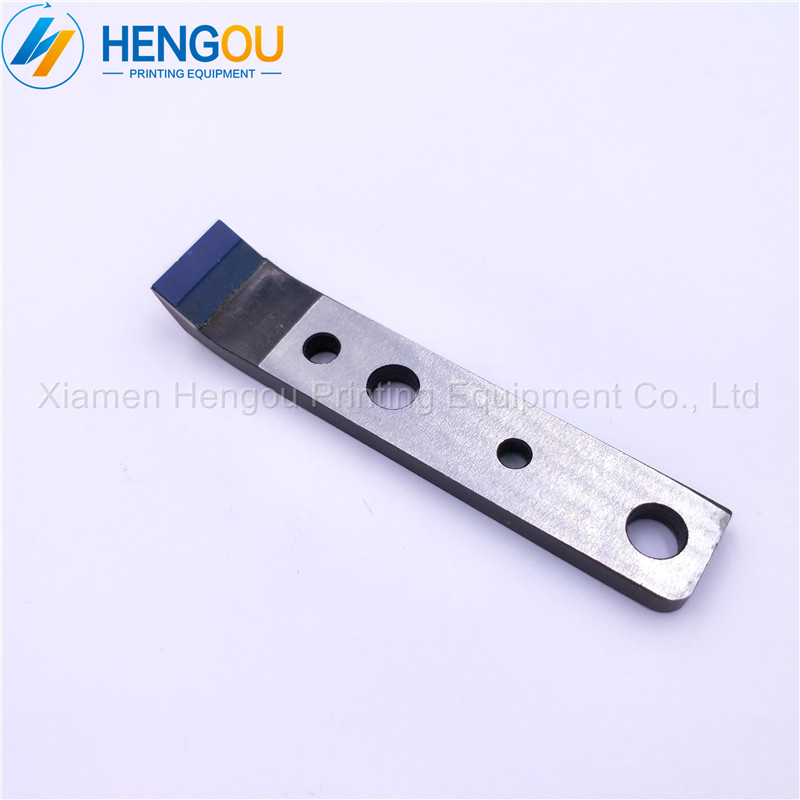 252 pieces SM102 CD102 printing machine gripper impression gripper C3.011.627 High quality steel 85x16x5mm with import rubber252 pieces SM102 CD102 printing machine gripper impression gripper C3.011.627 High quality steel 85x16x5mm with import rubber