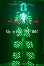LED Costume /LED Clothing/Light suits/ LED Robot suits/ Luminous costume/ Alexander robot suit