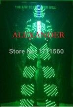 LED Costume /LED Clothing/Light suits/ LED Robot suits/ Luminous costume/ Alexander robot suit