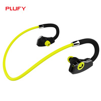 Plufy Bluetooth Earphone With Microphone Wireless Headphone Sport Running Stereo Bluetooth Headset For IPhone Xiaomi Android