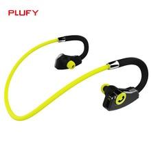 Plufy Bluetooth Fone de Ouvido com Microfone Sem Fio Fone De Ouvido Esporte de Corrida Estéreo Bluetooth fone de Ouvido Para iPhone Xiaomi Android L27