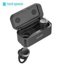 Wireless Bluetooth Earphone ROCKSPACE TWS Earbuds In Ear font b Headset b font BT4 1 with