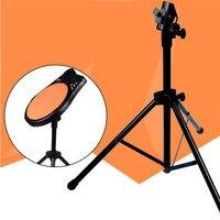 Adjustable Metal Practice Training Three Legged Drum Pads Cymbal Stand Hardware Mount Braced Drum Holder Tripod